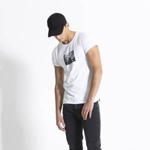 Bilde av Mens Collection Tshirt White Print