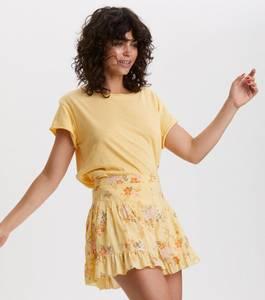 Bilde av Odd Molly Doooer T-Shirt Vintage Yellow