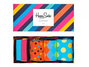 Bilde av Happy Socks Classic Gift Box Herre