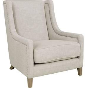 Bilde av AW44 Lounge chair linen sand