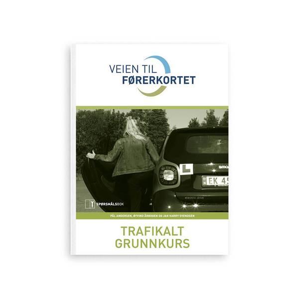Bilde av Trafikalt grunnkurs spørsmålsbok