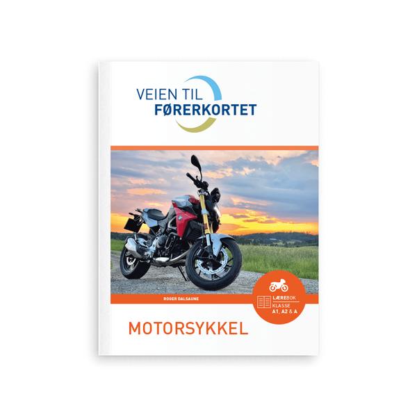 Bilde av Teoribok motorsykkel