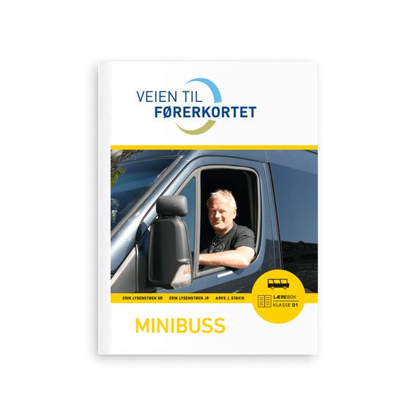 Bilde av Teoribok minibuss klasse D1