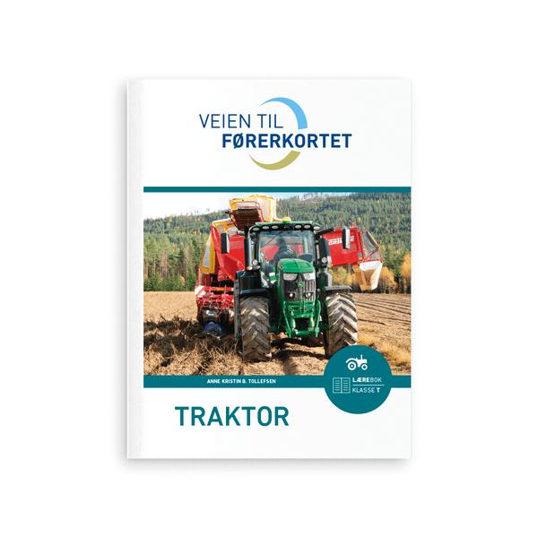 Bilde av Teoribok traktor