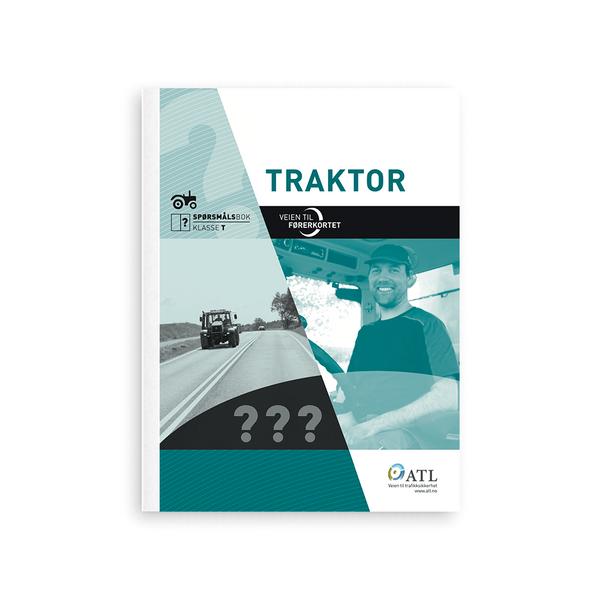 Bilde av Spørsmålsbok traktor