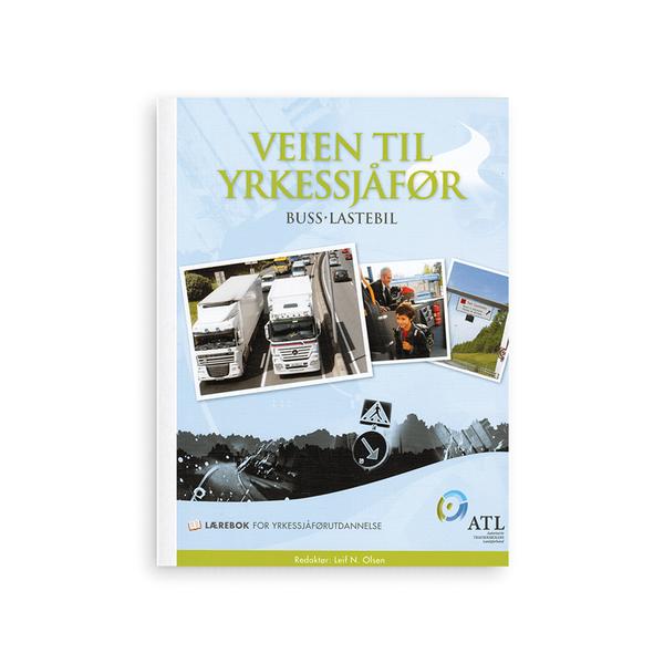 Bilde av Yrkessjåfør – Teoribok buss og lastebil