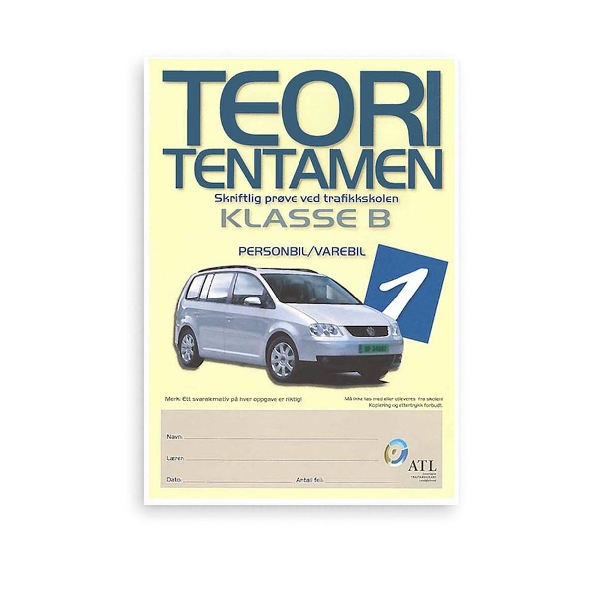 Teoritentamen B (2015) 1
