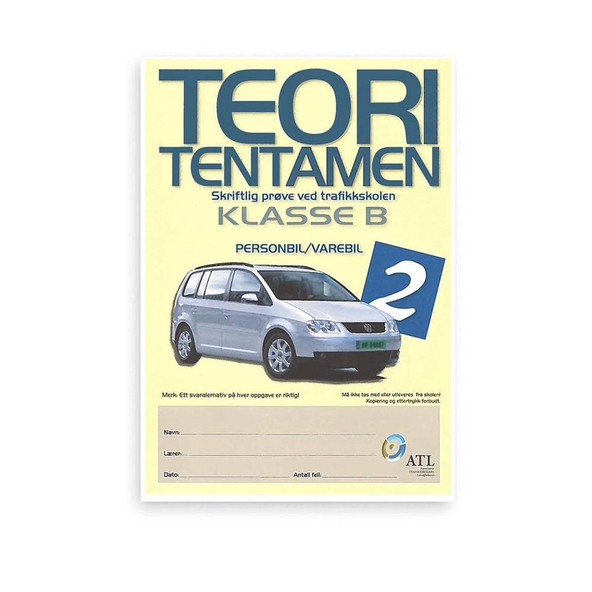 Teoritentamen B (2015) 2