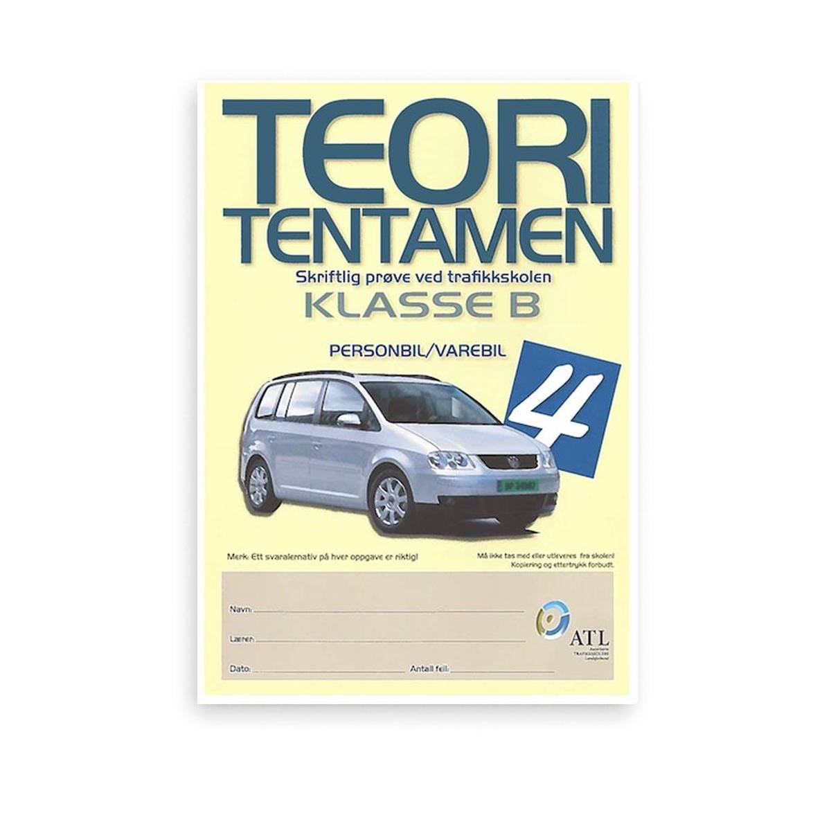 Teoritentamen B (2015) 4