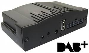 Bilde av Mercedes, DAB-radio/interface