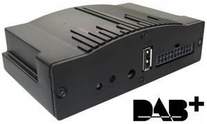 Bilde av Mitsubishi, DAB-radio/interface