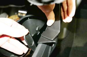 Bilde av Volkswagen ID.3, monteringsbrakett