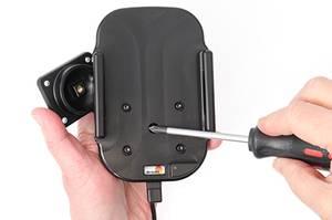 Bilde av Apple iPhone 12 / 12 Pro, Qi trådløs ladeholder m/USB-kabel