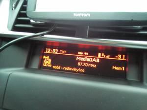Bilde av Citroën, DAB-radio/interface