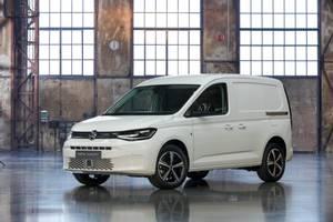 Bilde av Volkswagen Caddy Cargo (21-), monteringsbrakett