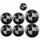 BMW, emblem-pakke (div.design)