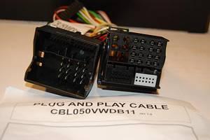 Bilde av Seat, DAB-radio/interface
