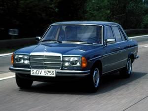 Bilde av Mercedes E-klasse 123-serien, pakkepris