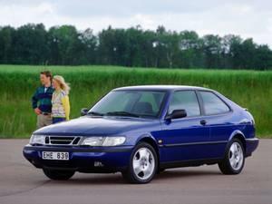 Bilde av Saab 900 (93-98) 2-dørs, hjulbuelister