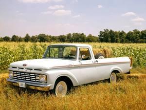 Bilde av Ford Trucks (61-66), instrumentpanel digital