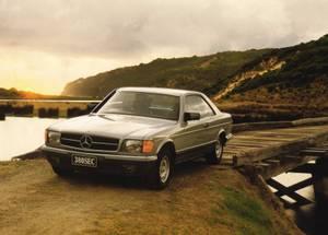 Bilde av Pakkepris, Mercedes S-klasse W126