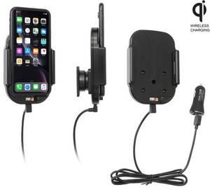 Bilde av Apple iPhone XR/11, Qi trådløs ladeholder m/USB-kabel
