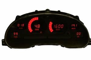 Bilde av Ford Mustang (94-04), instrumentpanel digital