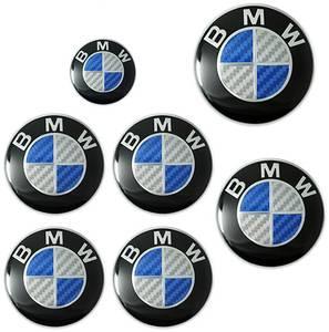 Bilde av BMW, emblem-pakke (div.design)