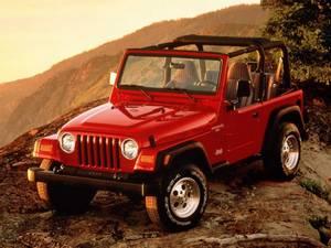 Bilde av Jeep Wrangler (97-07) TJ, instrumentpanel digital