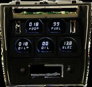 Bilde av Chevrolet Corvette (68-77), instrumentpanel digital
