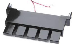 Bilde av RetroSound #PB2, knapperekke (svart)