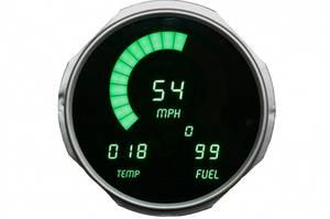 Bilde av Jeep CJ, instrumentpanel digital