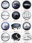 Mercedes, emblem-pakke alufelger (inkl. navkapsler)