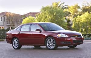 Bilde av Chevrolet Impala (06-13), telefonkonsoll