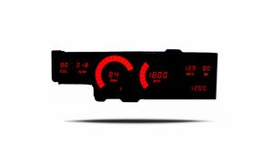 Bilde av Oldsmobile Cutlass (78-88), instrumentpanel digital