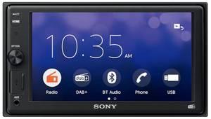 Bilde av Sony XAV-1550D DAB/BT/AUX/USB...
