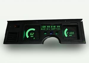 Bilde av Chevrolet Corvette (84-89), instrumentpanel digital