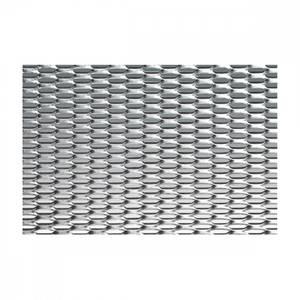Bilde av Alugitter, 100x30cm, hexagont