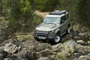 Bilde av Land Rover Defender (20-), monteringsbrakett