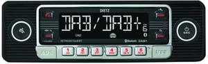 Bilde av Dietz Retro 300/301 BT/DAB/USB/AUX