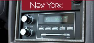 Bilde av RetroSound NewYork (M1A), FM/AUX