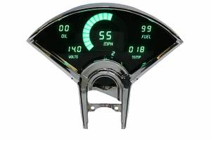 Bilde av Chevrolet (55-56), instrumentpanel digital