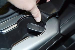 Bilde av Chevrolet Blazer monteringsbrakett