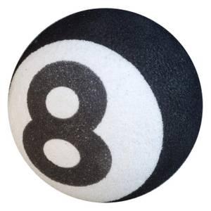 Bilde av Antennekule, 8-ball