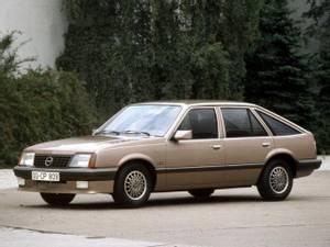 Bilde av Pakkepris, Opel Ascona C