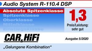 Bilde av AudioSystem Radion-series R-110.4 DSP