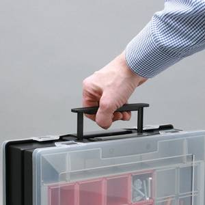 Bilde av Allit EuroPlus Duo, bærekoffert 2x 24M inkl. bokser