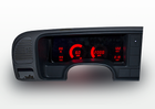 Chevrolet/GMC Trucks (95-97), instrumentpanel digital
