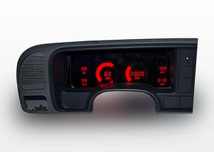 Bilde av Chevrolet/GMC Trucks (98-99), instrumentpanel digital
