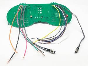 Bilde av Chevrolet Camaro (67-68), instrumentpanel digital